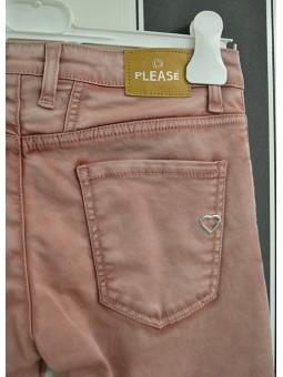 Pantalón rosa PLEASE