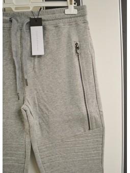 Pantalón de chandal gris Einstein&Newton