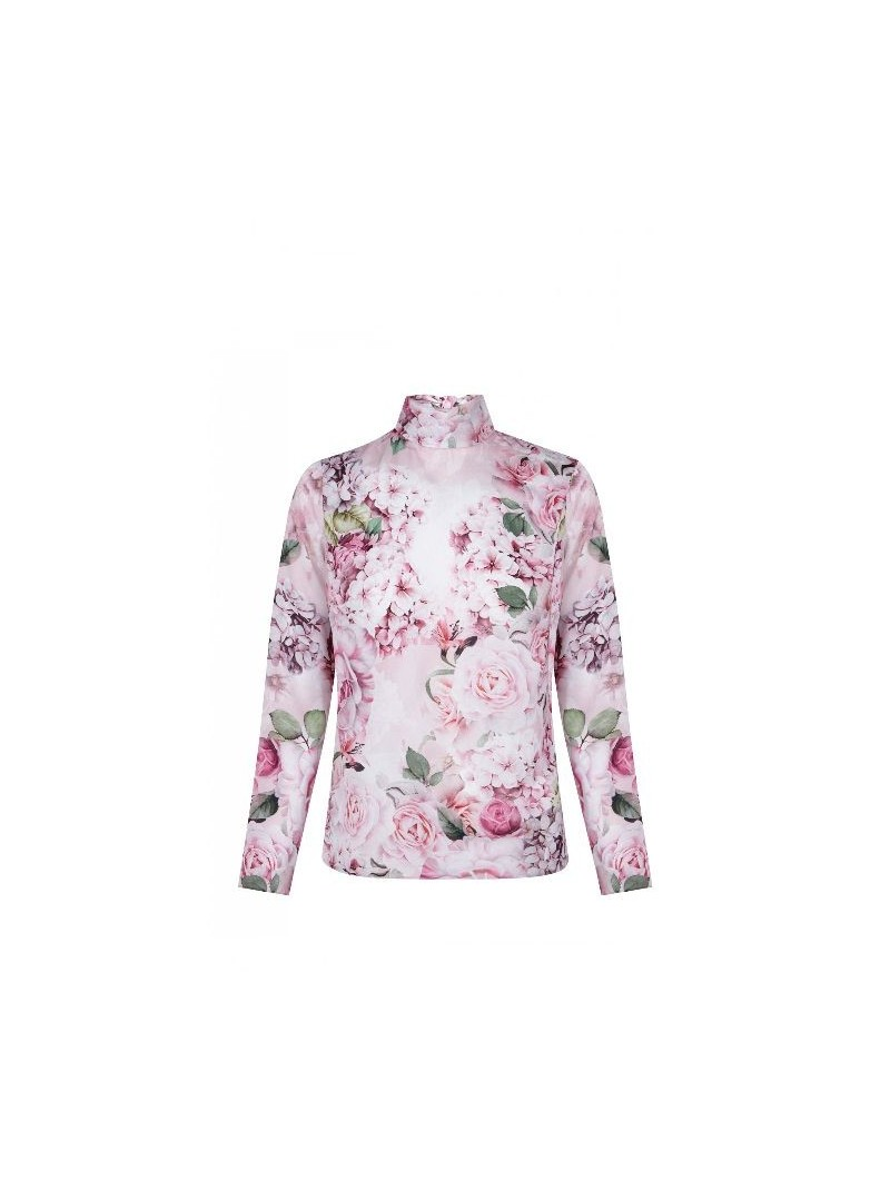 Blusa midi flores The 2nd LAB