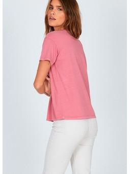 Camiseta rosa Amuse Society
