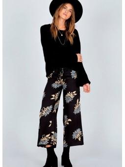 Pantalon de flores Amuse Society