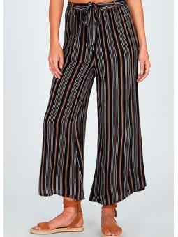 Pantalón ancho rayas Amuse Society
