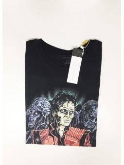 Camiseta Thriller Einstein&Newton