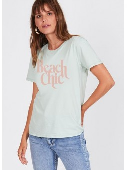 Camiseta Beach Chic – Amuse Society