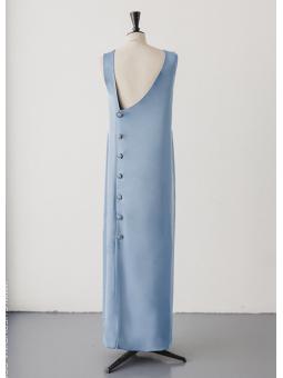 Vestido crystal azul – Cherubina