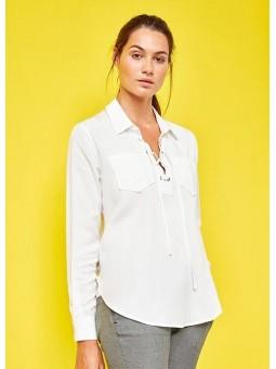 Camisa blanca – REIKO