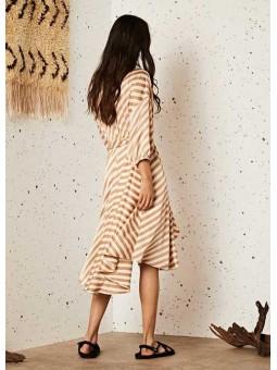 Vestido wrap – Ghospell