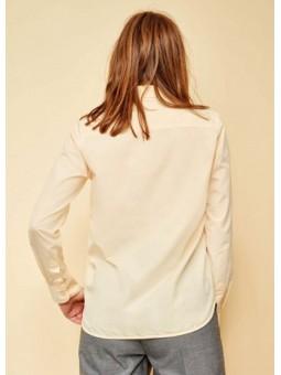 Camisa Carlo vainilla – Reiko Jeans