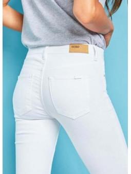 Pantalones Arnel blanco – Reiko Jeans