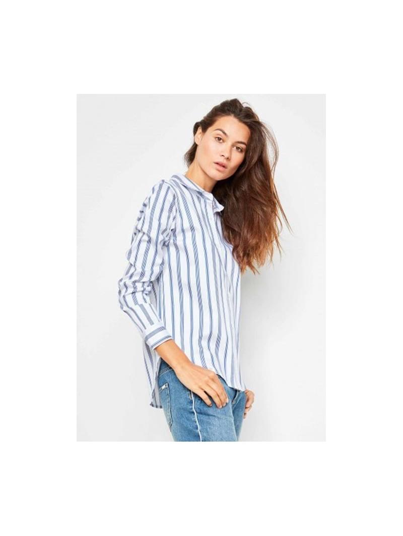 Camisa Carlo azul – Reiko Jeans