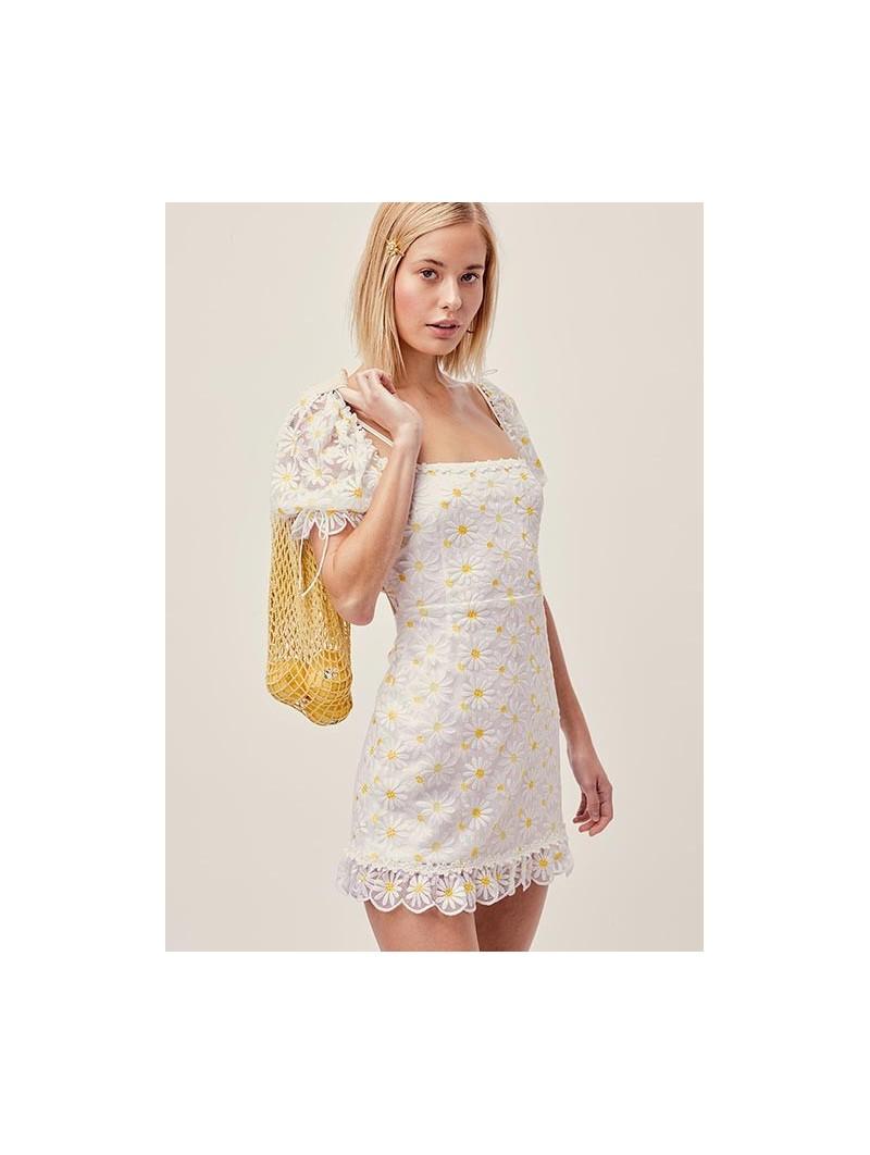 Vestido Brulee Daisy – For Love & Lemons