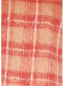 Jersey suave de cuadros rojos Bellerose