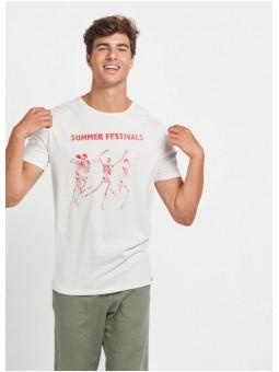 Camiseta Summer Festival Dear Tee