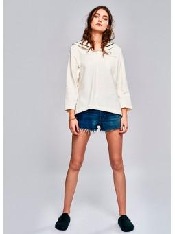 Camisa marinera color crudo Bellerose