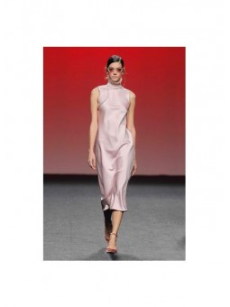 Vestido rosa Porcelain Collection The 2nd Skin