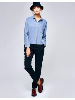 Camisa azul vaquero Bellerose