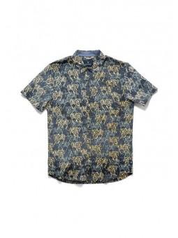 Camisa tigres Roark Revival
