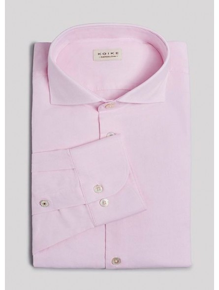 Camisa Rosa De Koike Barcelona