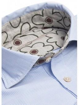 Camisa de rayas horizontales Koike Barcelona