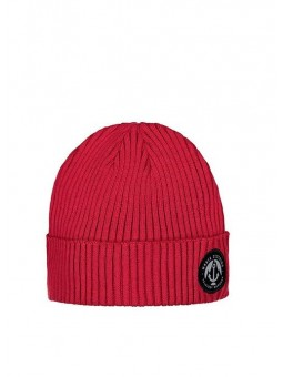 Gorro rojo de Makia clothing