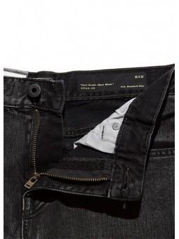 Pantalón vaquero gris oscuro Roark Revival