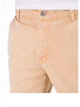 Pantalón beige de Makia