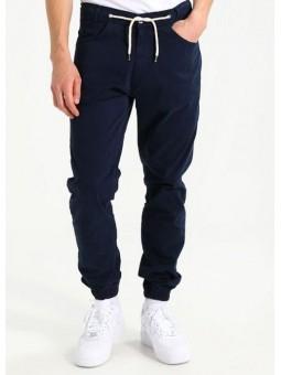 Pantalón azul marino Makia