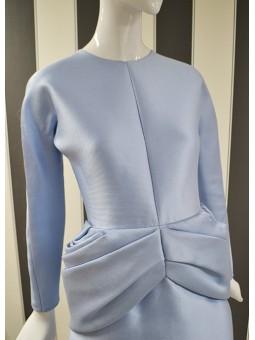 Vestido azul The 2nd skin Co