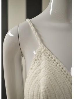 Top crochet Silvian Heach